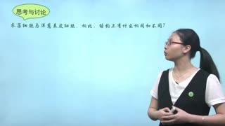 浙教版初中科学七年级上册全册同步课程  第21集
