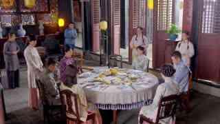 《碧血书香梦》恶婆婆故意刁难,尖酸大嫂有意诓骗,新媳妇饭桌上遭羞辱