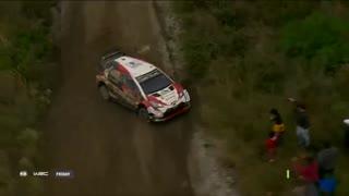 WRC阿根廷站SS10赛段(中文解说)
