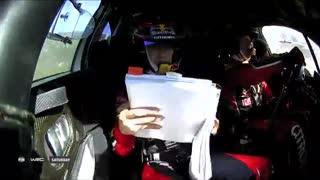 WRC阿根廷站SS16赛段(中文解说)