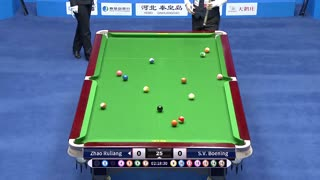 Zhao Ruliang VS S.V.Boening