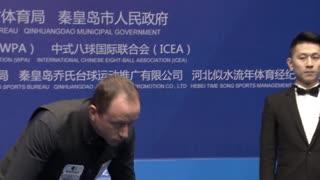 王鹏VS肖恩·范伯宁