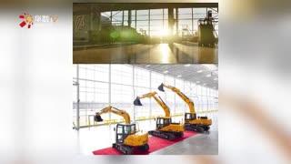 复联总部大揭秘:原是中国企业停挖掘机的车库