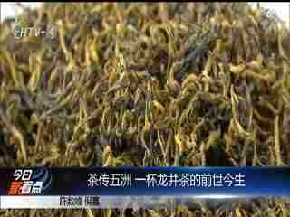 """今日新看点_20190517_""""茶传五洲""""国际茶文化交流对话在杭举行"""
