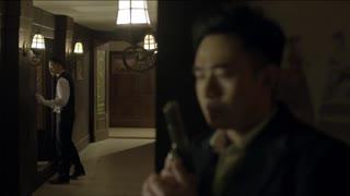 《危机迷雾》陈雷在密室得到资料,让单羽破译