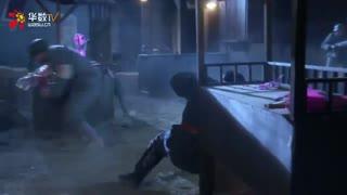 《豆娘》男子为了保护豆娘,替豆娘挡了一颗手榴弹,自己光荣牺牲