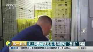 """""""网红""""水果丑橘价格攀升 销售火爆"""