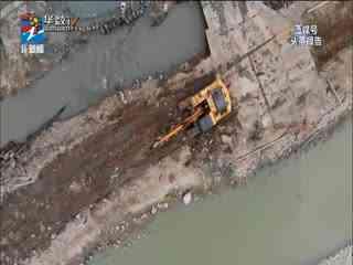 蓝媒号头条报告_20190620_宁波:巡查道路积水情况 确保安全度汛