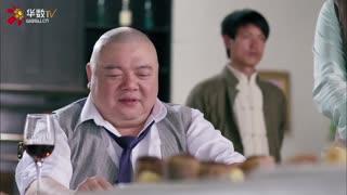 《新猛龙过江》光头男子来外滩最好的高级餐厅吃饭,摆的架子真不小!