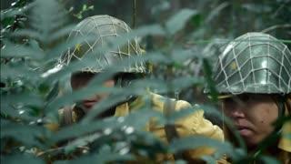 《特种兵之深入敌后》特种兵刚进山林,没想到就被小鬼子盯梢了,下一秒的发现我笑了
