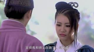 《龙门飞甲》俩美女正在互怼时,公主看到帅小伙出现后,立马变脸温柔相迎