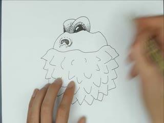 蔡叔叔讲画之超级脑洞 第9集