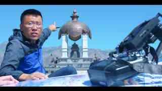 航拍中国 鸟瞰土默川