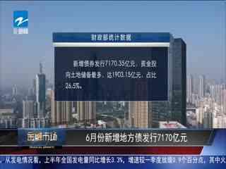金融市场_20190716_6月70大中城市商品住宅价格稳中有降
