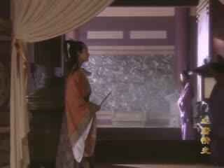 《大唐情史》高阳公主简直就是美人胚子,小小年纪就有倾城容貌,长大后不得了