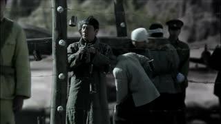 《黄河在咆哮》日军抓人去修机场,为了摸清楚火力点,独立团团长亲自去当劳工