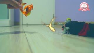 张猫猫与玩具精灵宝可梦 第2集
