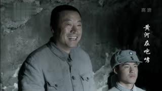 《黄河在咆哮》想参军的大小姐,看见二营士兵身上的枪伤,才知道战场上的残忍