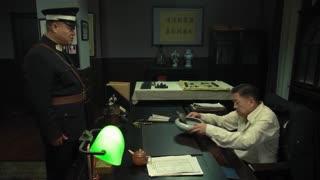 《破晓》警探来向局长汇报情况,称有人失踪,局长听说后却不以为意
