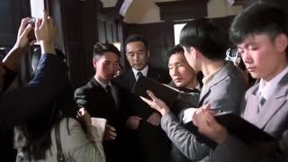 《破晓》律师打赢官司后大放厥词,称司法过于仁慈,惹记者大怒称司法腐败
