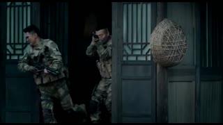 《特种兵之深入敌后》特种兵正在商量事,却被鬼子的狙击手瞄准险些葬送,真是够阴险