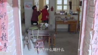 《黄大妮》嫂子为撵走老二,挑拨老二和婆婆的关系,老二气愤离家出走