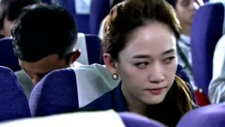 《嫁个老公过日子》媳妇一气之下要飞回台湾,坐上飞机后看到邻座的人,怒了