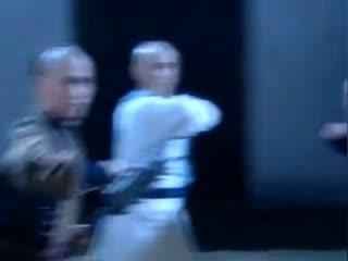 《南少林三十六房》刺客追杀老头,却没想老头身边有高手保护,几个刺客当场丧命