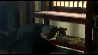 《古今大战秦俑情》老头为躲避焚书坑儒的官兵,带着传家宝跑到竹林,不料竟被发现了
