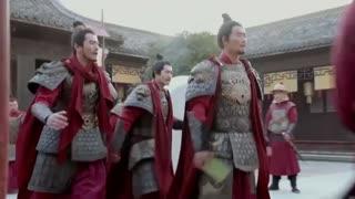 《大秦帝国之崛起》众将军不解戚继光御敌对策,竟要去俞帅那里告他,不料反遭怒斥!