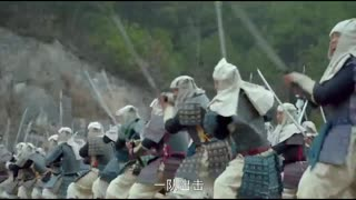 《大秦帝国之崛起》将军上阵抗倭,刚摆出阵势便全军撤退,搞得俞帅稀里糊涂!