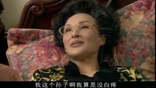 《单亲妈妈》豪门奶奶生病,大夫下医嘱,没想到灰姑娘立马记下来,真是孝顺!