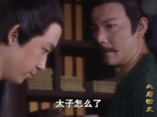 《大唐情史》长孙无忌半夜揭穿太子罪行,李世民被逼急:去教育一下你外甥!