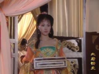 《大唐情史》李世民在生辰宴上收到皇子的贺礼,他的回礼却只是一个故事!