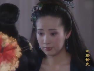 《大唐情史》玳姬对高阳说出心里的真情,高阳的反应却让玳姬受伤,可怜!