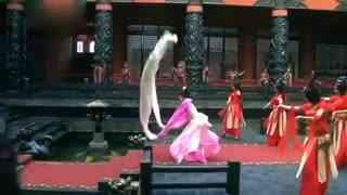 《古今大战秦俑情》皇上郁闷,太监让歌姬献上一个绝世无双的舞蹈,皇上眼都看直了!