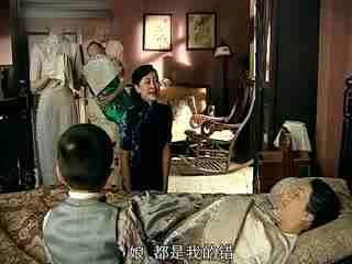 《凤穿牡丹》女儿把母亲气病,外孙看着母亲说了一句话,女儿脸色大变!