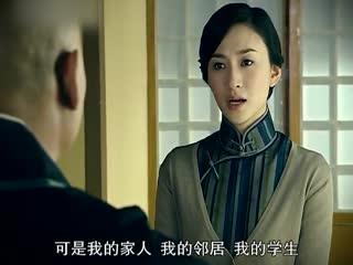 《凤穿牡丹》日本人允诺让美女去日本学刺绣,美女道完谢,说的话让日本人愤怒!