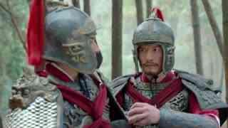 《抗倭英雄戚继光》将军分给小伙一百兵力,却要小伙打出三千士兵的气势,口气真大!