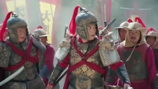 《抗倭英雄戚继光》倭寇横行霸道,将军本以为今日要战死沙场,不料戚继光来了!