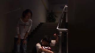 《守望的天空》哥哥看到楼梯就怕,葡萄回忆小时候,原来是那时候留下的后遗症