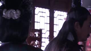 《大明医圣李时珍》父亲即将远离嘱咐母亲,母亲落泪连连,临别前却不见儿子踪影