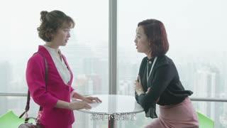 《赛小花的远大前程》女人意外面试成功,成功入职,朋友向她介绍公司人员情况