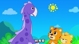 贝乐虎儿童音乐剧之神奇恐龙世界 第12集