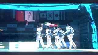 无锡2019世界跆拳道团体世界杯锦标赛预告片