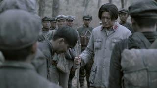 《伟大的转折》湘江之战损失惨重,毛泽东鼓舞士气