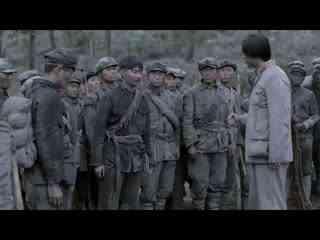 《伟大的转折》小红军赌气 毛主席耐心劝慰