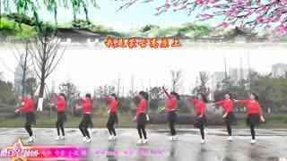 动动广场舞《火火的姑娘》新版经典活力版含教学