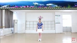 刘荣广场舞DJ《姑娘我等你》五福天团组合原创第3支
