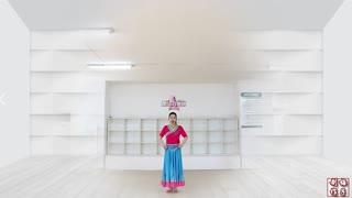 劉榮廣場舞《美麗的草原我的家》原創附教學